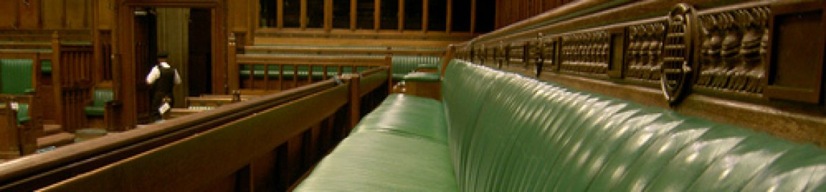 The Church of England in Parliament