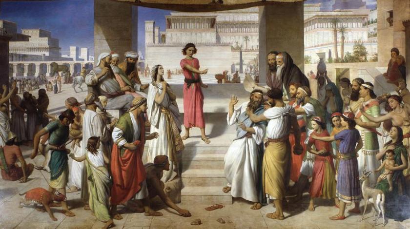 The Judgement of Daniel HoL