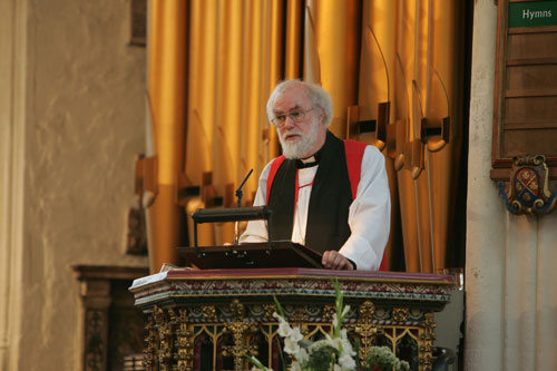 10.06 Rowan sermon for new parliament