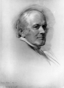 NPG 1056,Charles Thomas Longley,by George Richmond