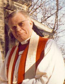 Bishop Eric Treacy