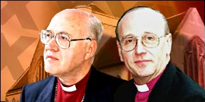Abp Carey and Abp Hope
