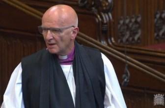 Bishop of Bristol June 2015