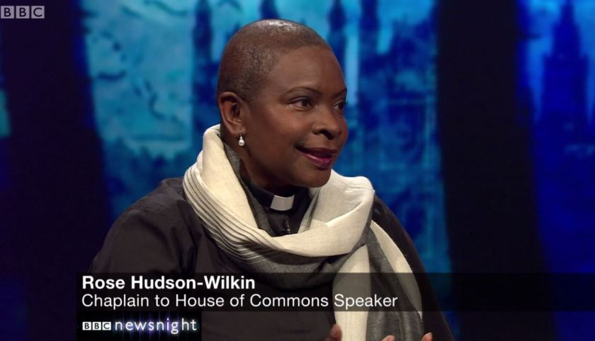 RoseHudsonWilkin Newsnight 7Sept17